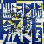 Bojagi Painting No. 2