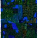 Blue 1, 30x22