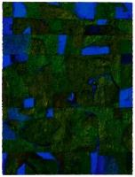 Blue 3, 30x22