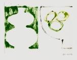 Green Vase / Lemon Bowl