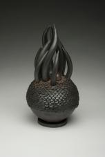 Bulb 3, Stoneware, 14x9x9