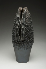 Large Object 1, Stoneware, 22x8x8