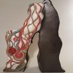 Mystery Arch, Ceramic, 14 x 17 x 5