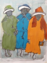 Three Bright Coats