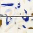 Amanda C. Sweet, Sublunar No. 4, acrylic on linen, 16x10 inches, 2020, $235, contact: amanda.c.sweet@gmsil.com